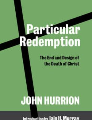 Particular Redemption book cover