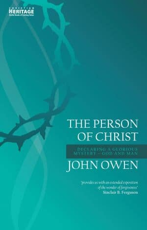 The Person of Christ book cover