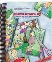 Plants Grown Up book cover