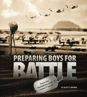 Preparing Boys for Battle book cover