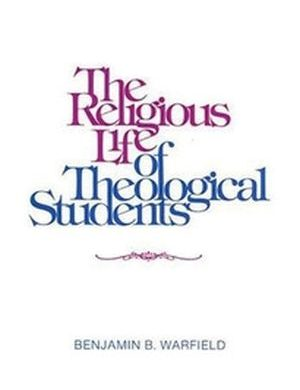 The Religious Life of Theological Students book cover