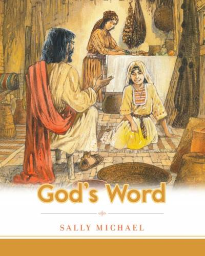 God's Word Sally Michael book cover