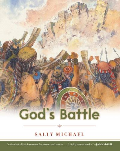God's Battle Sally Michael book cover