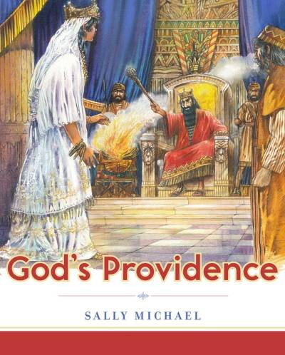 God's Providence Sally Michael book cover