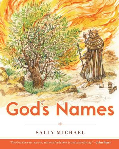 God's Names Sally Michael book cover