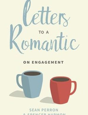 Letters to a Romantic on Engagement book cover