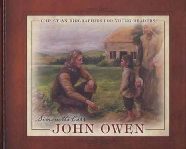John Owen Simonetta Carr book cover
