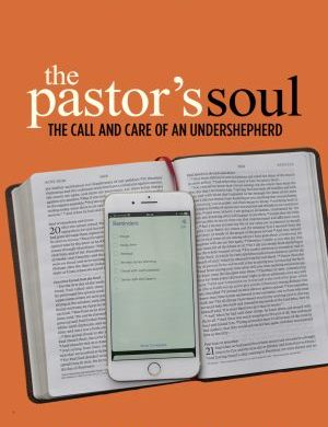 The Pastors Soul book cover