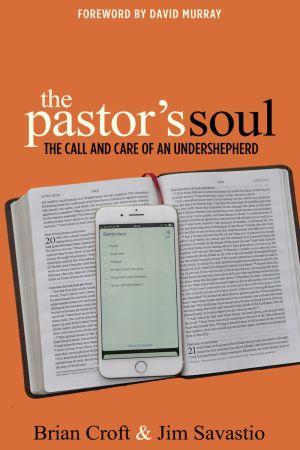 The Pastors Soul book cover
