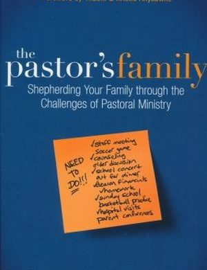The Pastor's Family book cover