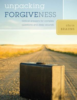 Unpacking Forgiveness book cover